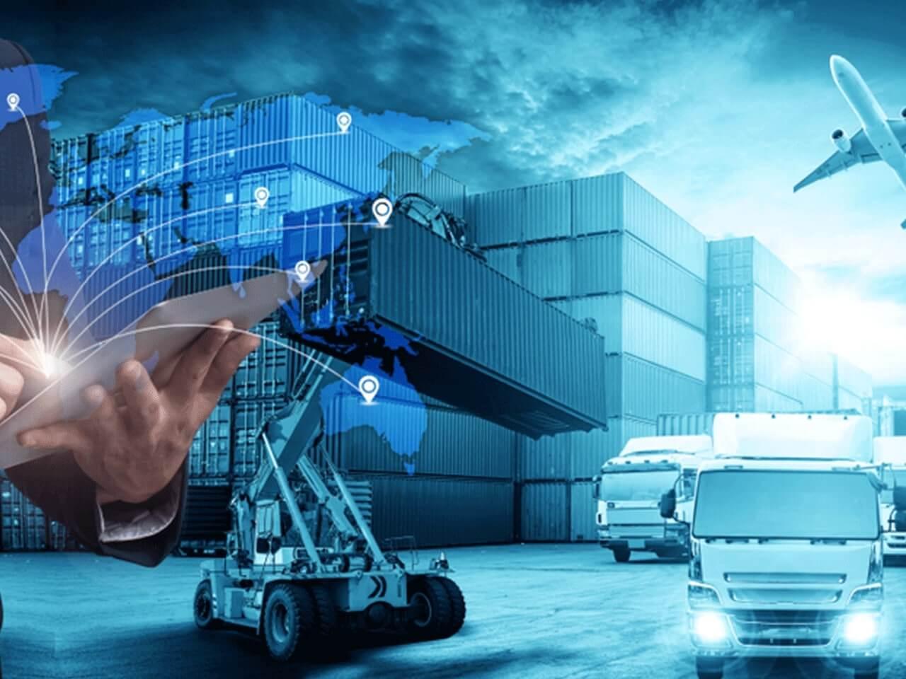 Logistics and Transportation services: asset-based trucking, freight brokerage, Transportation Management Solutions.